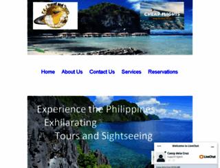 tj-travel.com screenshot