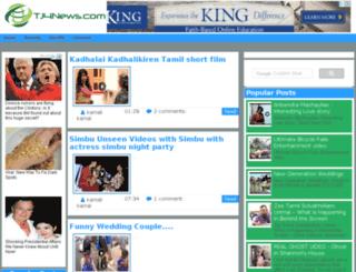 tj4news.com screenshot