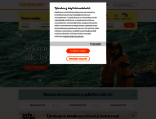 tjareborg.fi screenshot