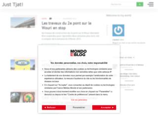 tjatbass.mondoblog.org screenshot
