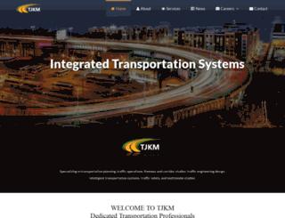 tjkm.com screenshot
