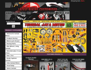 tjm-variasimotor.com screenshot