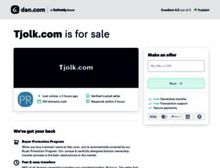 tjolk.com screenshot
