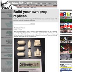 tk560.com screenshot