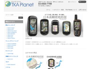 tka.jp screenshot
