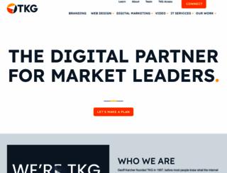 tkg.com screenshot