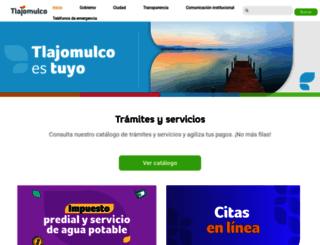 tlajomulco.gob.mx screenshot