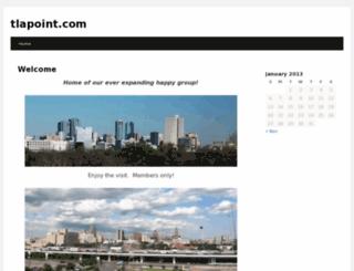 tlapoint.com screenshot