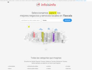 tlaxcala.infoisinfo.com.mx screenshot