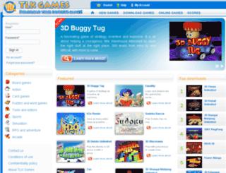 tlkgames.com screenshot