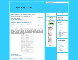 tlogo.blogspot.com screenshot