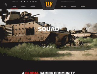tlrgaming.com screenshot