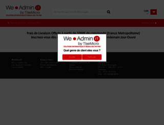 tlsemicro.emagasin.fr screenshot