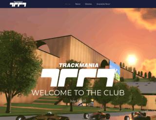 tm-united.com screenshot