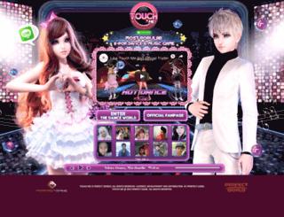 tm.perfectgame.co.id screenshot