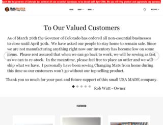 tmadvgear.com screenshot