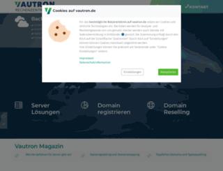 tmag.de screenshot