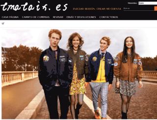 tmataix.es screenshot