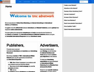 tmc-adnetwork.com screenshot