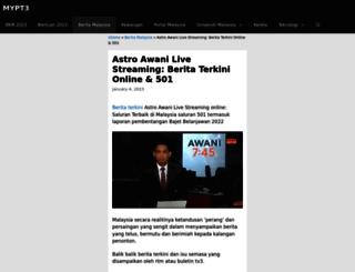 tmcareer.com.my screenshot