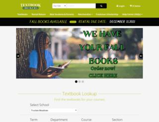 tmcc.textbookbrokers.com screenshot
