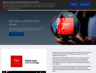 tmf-group.com screenshot