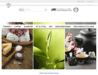 tmg-elite-warenhaus.com screenshot