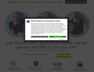 tmg24.de screenshot
