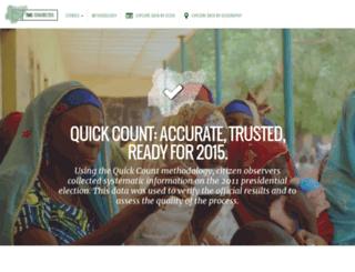 tmgtowards2015.org screenshot