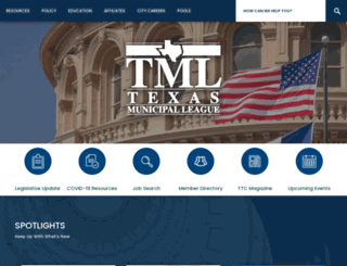 tml.org screenshot
