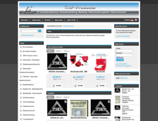 tmp-products.com screenshot