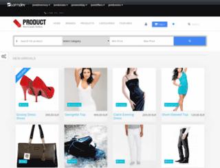 tmpl-product.comdev.eu screenshot
