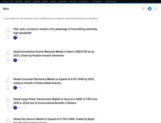 tmr-reports.kinja.com screenshot