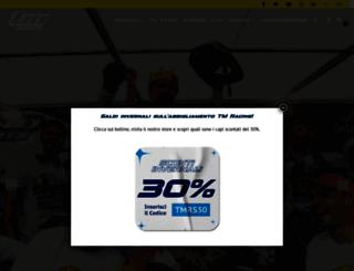 tmracing.com screenshot