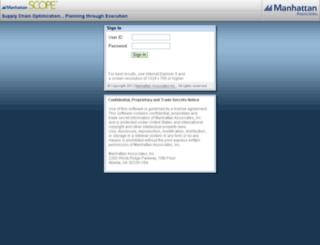 tms.armstrong.com screenshot