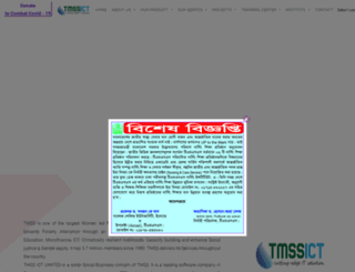 tmss-ict.com screenshot