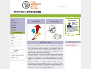 tmssindia.com screenshot