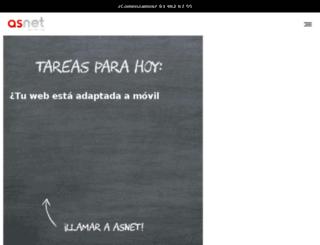 tmssoft.es screenshot