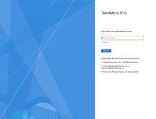 tmst.trendmicro.com screenshot