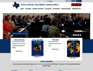 tmta.org screenshot