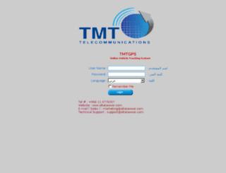 tmtgps.com screenshot