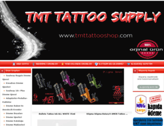tmttattooshop.com screenshot