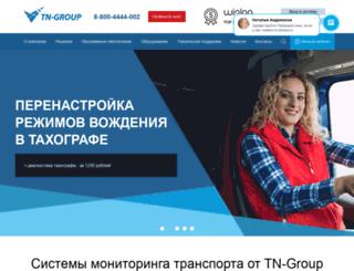 tn-group.net screenshot