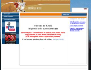 tn-kmsl.sportsaffinity.com screenshot