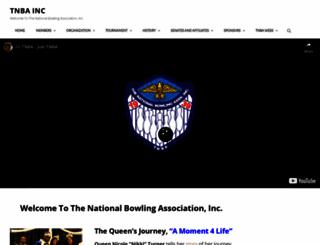 tnbainc.org screenshot