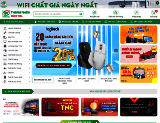 tnc.com.vn screenshot