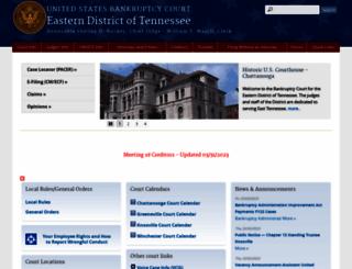 tneb.uscourts.gov screenshot