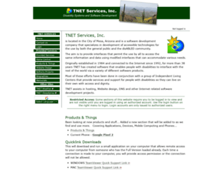 tnet.com screenshot