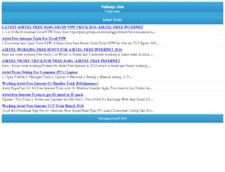 tngangs.com screenshot