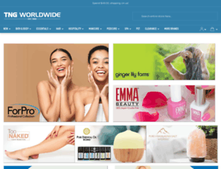tngworldwide.com screenshot